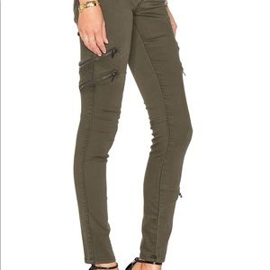 BlankNYC Army Green Jeans